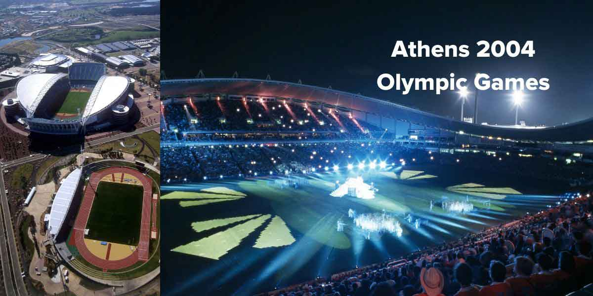 Athens 2004 Summer Olympic Games