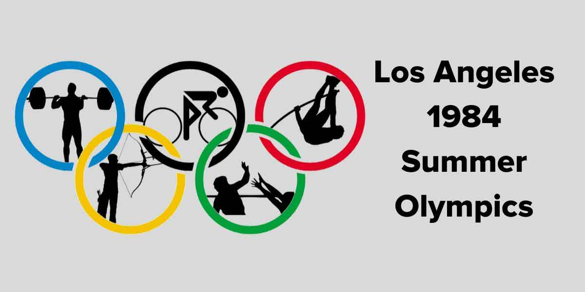 Los Angeles 1984 Summer Olympics