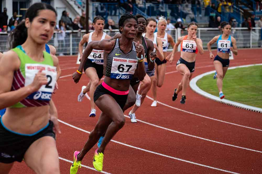 Athletics sports at Summer Olympic
