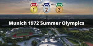 Munich 1972 Summer Olympics