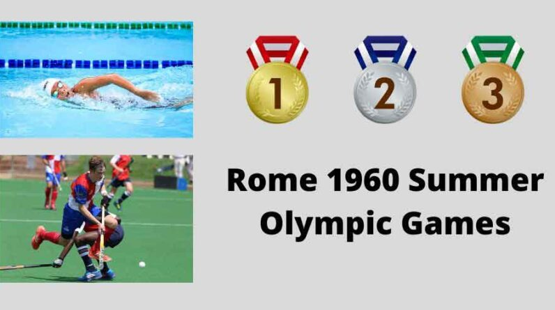 Rome 1960 Summer Olympic Games
