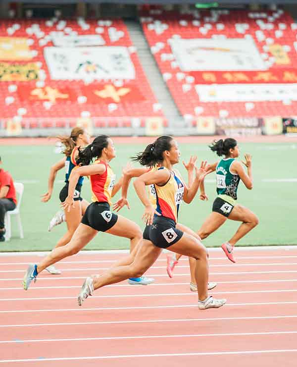Women Athletes at Summer Olympic Games
