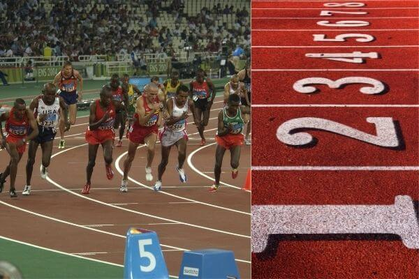 Athletics at Summer Olympic Games