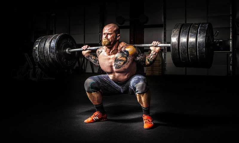 Weightlifting Sport at Summer Olympics