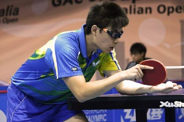 Table Tennis at Olympics