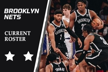 Brooklyn Nets Current Roster