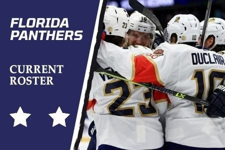 Florida Panthers Roster