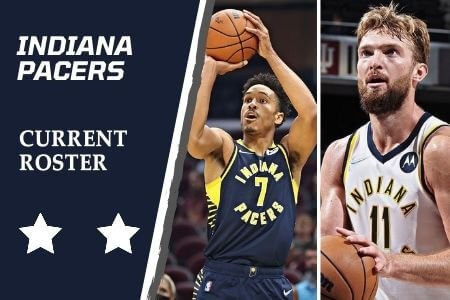 Indiana Pacers Current Roster