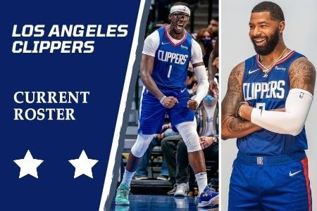 Los Angeles Clippers Current Roster