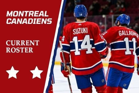 Montreal Canadiens Roster