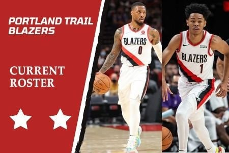 Portland Trail Blazers Current Roster