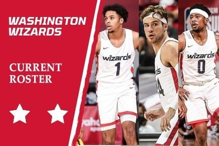 Washington Wizards Current Roster